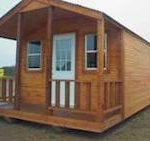 Wood Portable Building